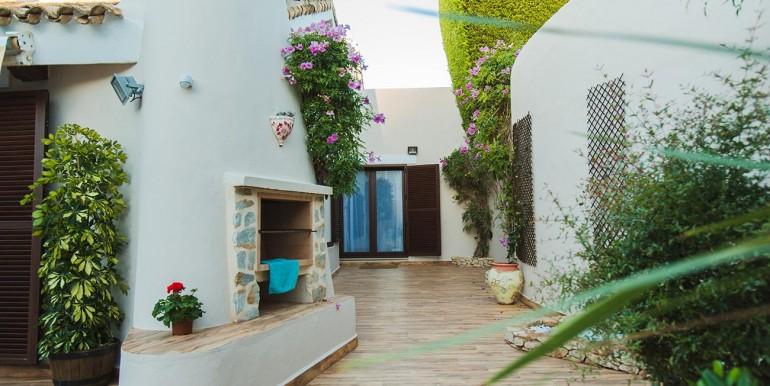 Fully refurbished 4 bedroom villa in La Manga Club Spain Outdoor Area