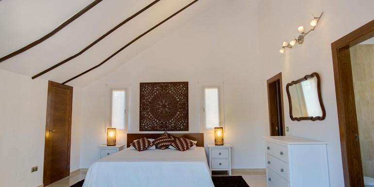 bedroom 4 in Fully refurbished 4 bedroom villa in La Manga Club Spain
