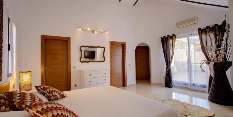 bedroom 4 in Fully refurbished 4 bedroom villa in La Manga Club Spain -3