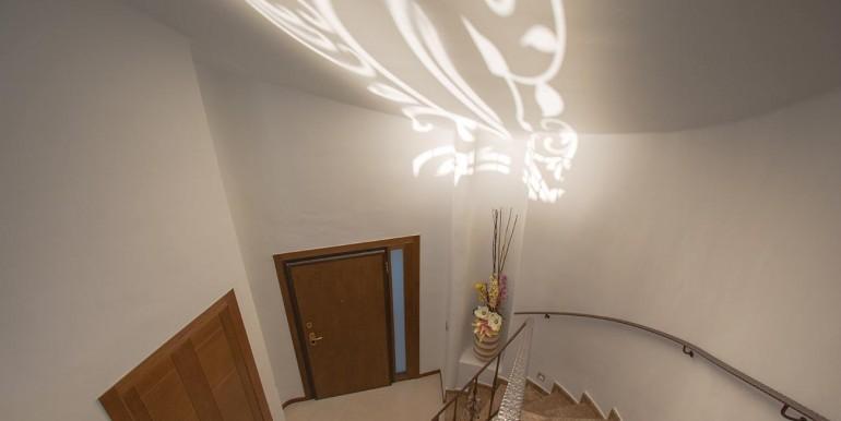 Fully refurbished 4 bedroom villa in La Manga Club Spain enterance lights
