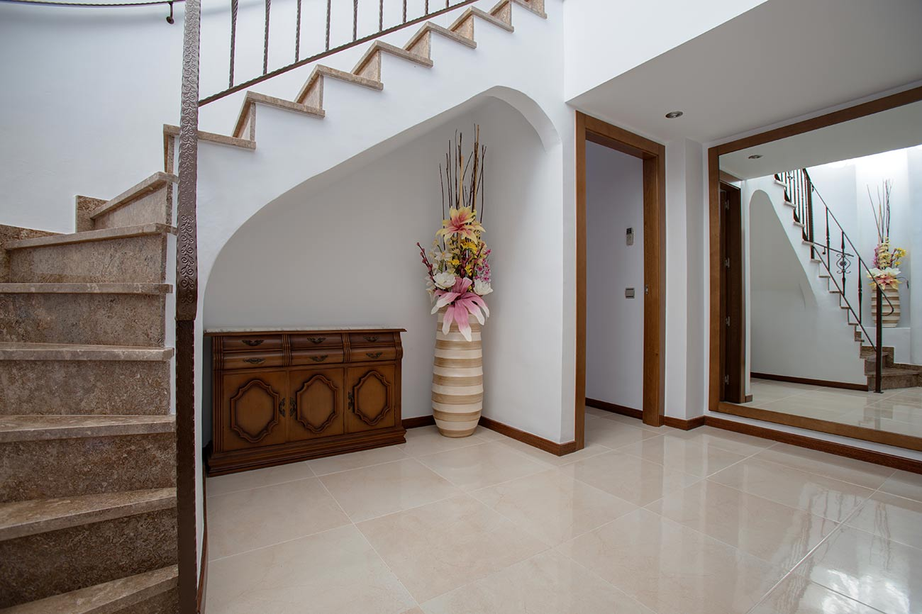 enterance of Fully refurbished 4 bedroom villa in La Manga Club Spain