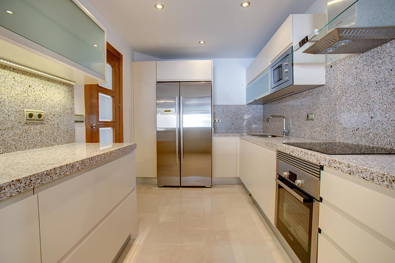 kitchen, Fully refurbished 4 bedroom villa in La Manga Club Spain