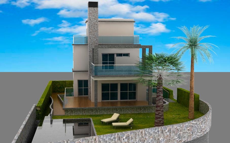 Luxury Private Villa in Las Mimosas La Manga Club