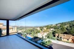 Detached Villa for Sale in La Manga Club (the view)