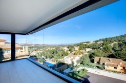 Detached Villa for Sale in La Manga Club (the view)
