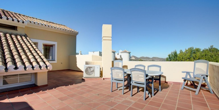 Spacious Private Villa in Las Brisas La Manga Club (11)