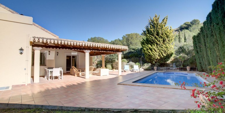 Spacious Private Villa in Las Brisas La Manga Club (14)