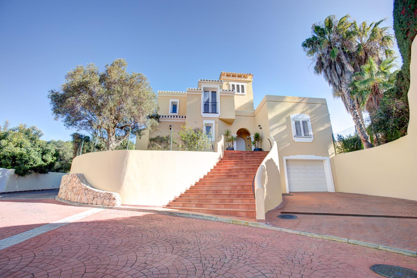 Spacious Private Villa in Las Brisas La Manga Club