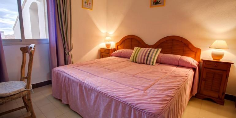 bellaluz apartment for sale in la manga club spain (bedroom 2)