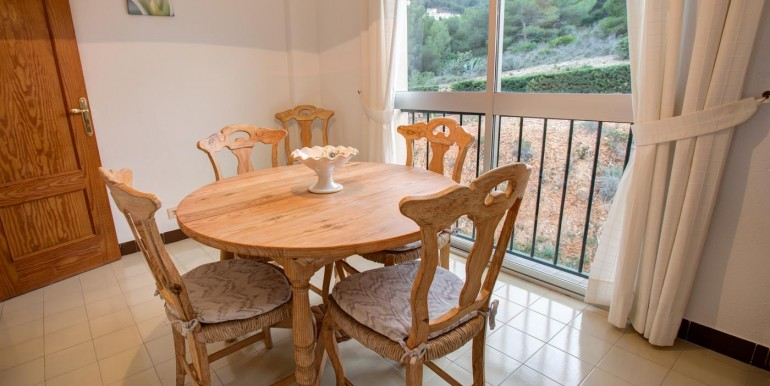 bellaluz apartment for sale in la manga club spain (dinning room)