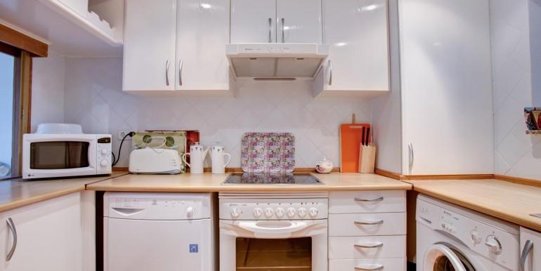 bellaluz apartment for sale in la manga club spain (kitchen)