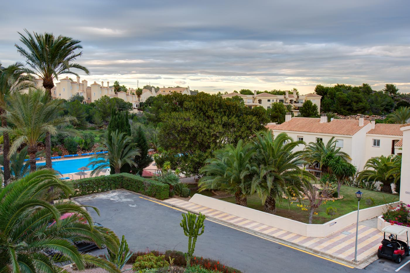 Very good investment in La Manga Club – £130.000