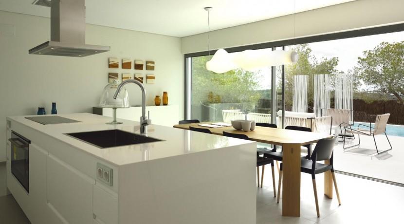 Abubilla Villa for Sale Las Colinas Golf Resort  (kitchen)