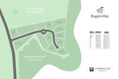 Buganvillas La Manga Club villa for sale size