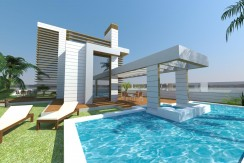 Buganvillas La Manga Club villa for sale amazing view