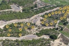 Plots for sale Adelfa community Las Colinas Golf Resort 1
