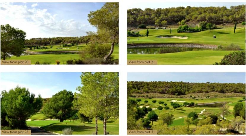 Plots for sale Adelfa community Las Colinas Golf Resort 2