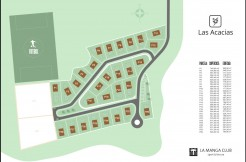 Plots for sale in Las Acacias La Manga Club