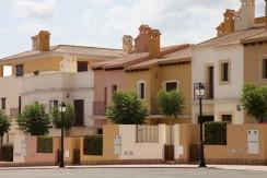 apartment in pueblo espanol
