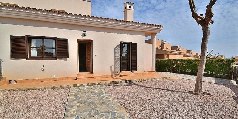 2 bedroom villa in Hacienda del alamo spain