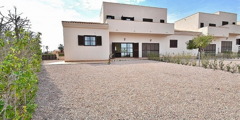2 bedroom villa in Hacienda del alamo spain 1