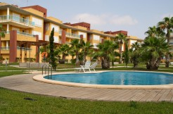 2 bedroom luxury apartment in Hacienda del Álamo Golf Resort