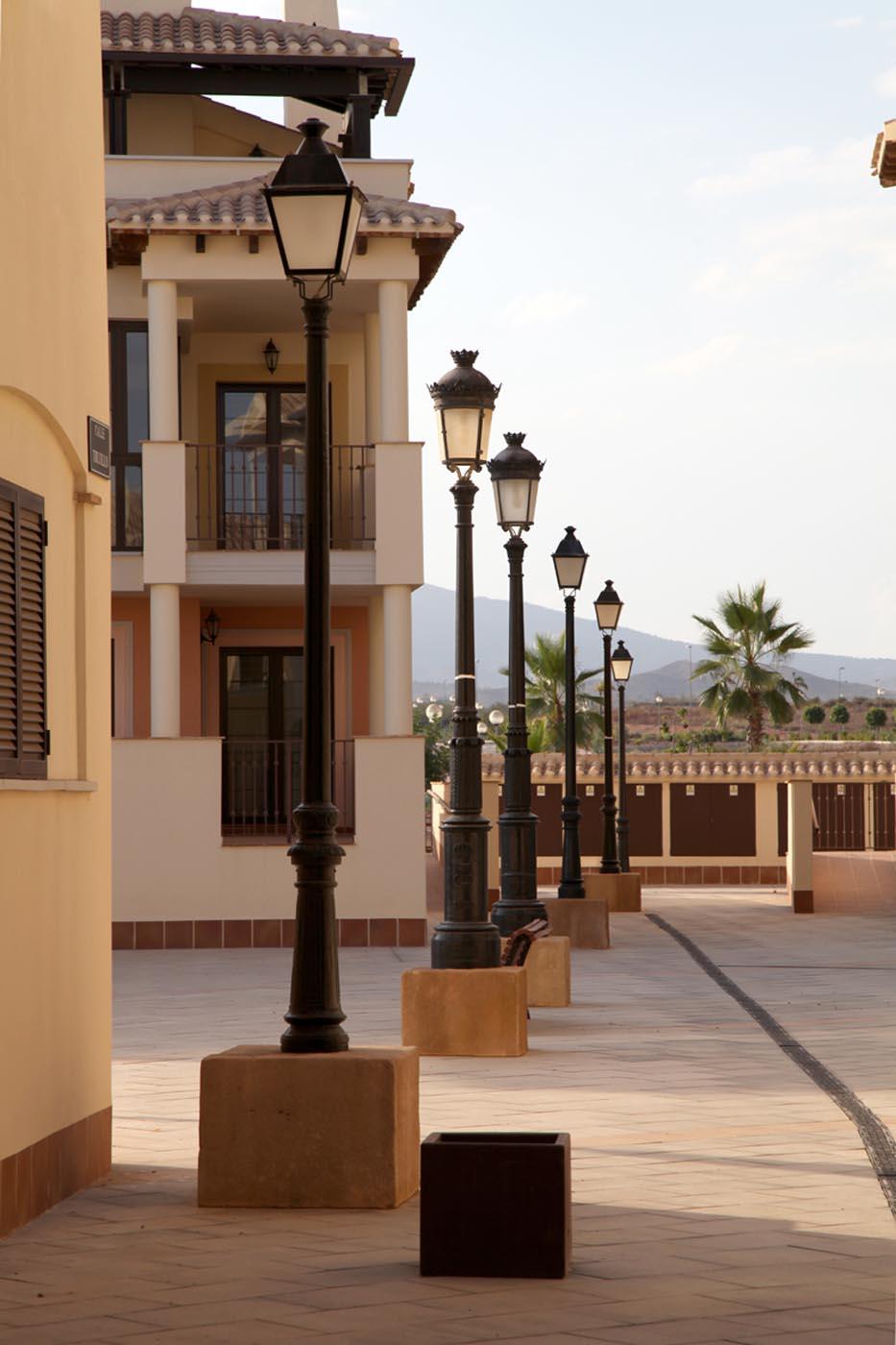 3 Bedroom Apartment in Pueblo Espanol