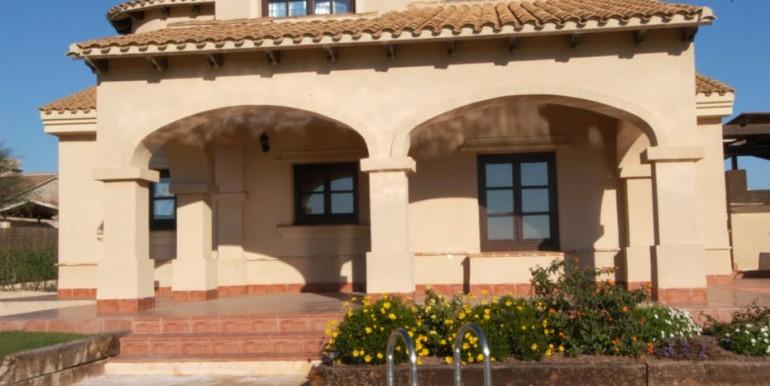 3 bedroom private villa 1