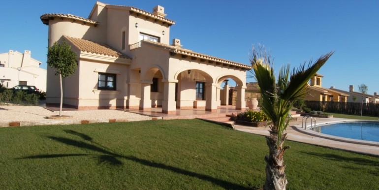 3 bedroom private villa