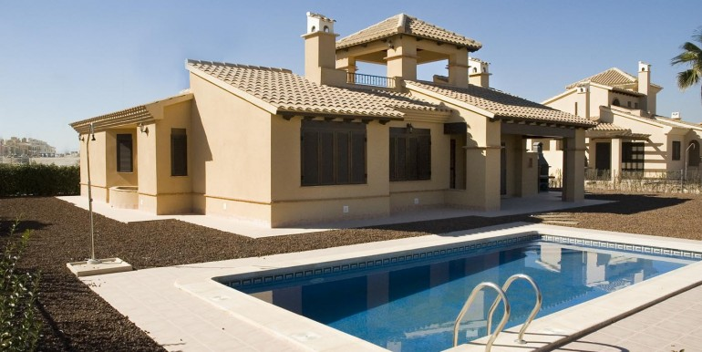 independent villa in spain for sale