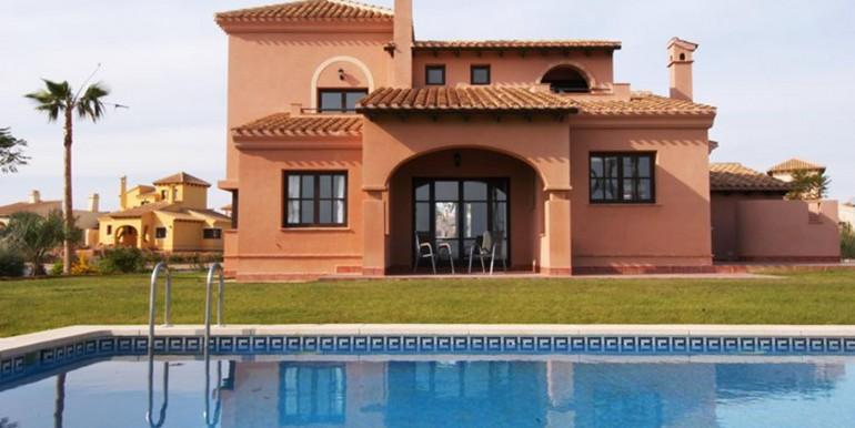 amazing 3 bedroom private villa 1