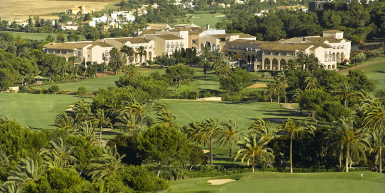 La Manga club View