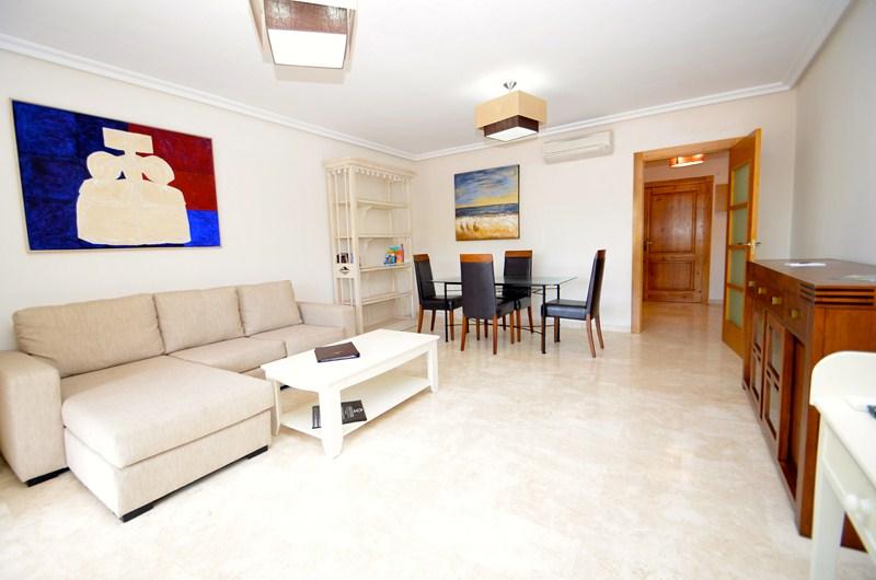 Fabulous 2 en-suite bedroom apartment in La Manga Club